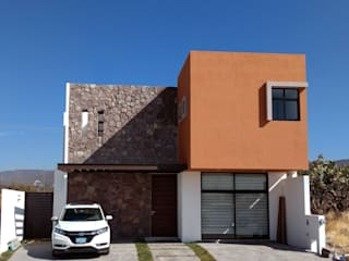 Casas de estilo colonial de NAH ARQUITECTOS Colonial