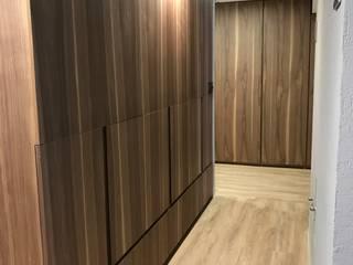 KA ARQUITECTOS Klinik Modern Parket Wood effect