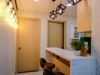 Căn hộ chung cư Oriental Plaza Âu Cơ:   by Công ty TNHH Nội Thất Sense Home