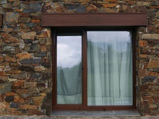VIVIENDA PVC 76mm Casas de estilo mediterráneo de GREEN PVC Mediterráneo