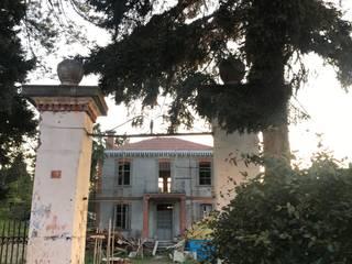Tarihi Cirav Konağı Projesi Öykü İç Mimarlık Klasik