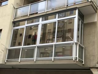 Habitats collectifs de style  par MITA Tende da Sole Torino