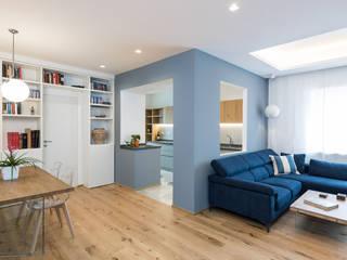 Grippo + Murzi Architetti Living roomSofas & armchairs