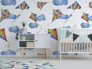 Pokój dziecięcy: styl , w kategorii  zaprojektowany przez REDRO,