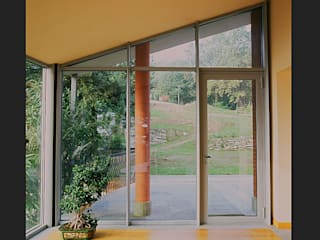 FG FALSONE Modern Windows and Doors Iron/Steel Multicolored