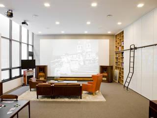 Design Tomorrow INC. Modern style study/office