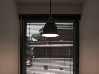 제미재 단독주택레노베이션 (rooms): 디자인스튜디오참의  침실