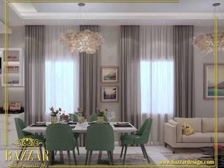 غرف طعام:   تنفيذ Bazzar Design