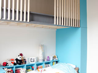 Modern nursery/kids room by Kauri Architecture Modern