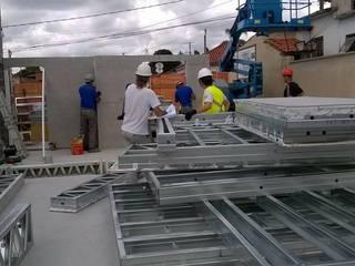 Residência Tiradentes por Hérmanes Abreu Arquitetura Ltda Moderno