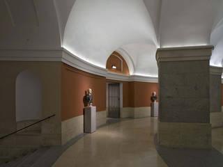 Museos de estilo  por Ro Lighting Design