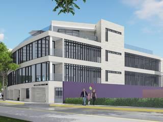Arquitecto Rafael Viana Balbi - CDMX + Rio de Janeiro Modern office buildings