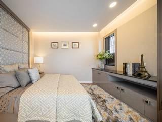 G-Stark Architecture – Beyaz Home:  tarz Yatak Odası