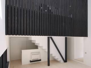 Comedores de estilo minimalista de 石川淳建築設計事務所 Minimalista