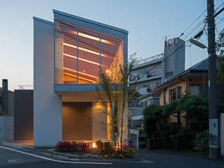 от 庄司寛建築設計事務所 / HIROSHI SHOJI ARCHITECT&ASSOCIATES Модерн