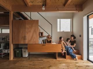noji house: ALTS DESIGN OFFICEが手掛けた階段です。,