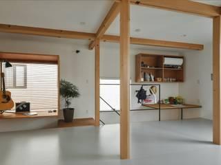 noji house: ALTS DESIGN OFFICEが手掛けた子供部屋です。
