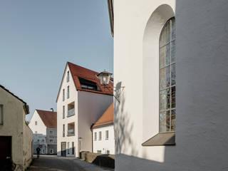 Modern home by SEHW Architektur GmbH Modern