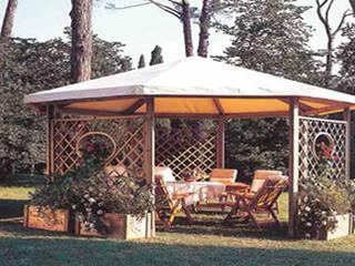 Garten von MITA Tende da Sole Torino