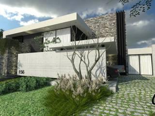 Residência JS: Condomínios  por STUDIO CESAR BORSOI