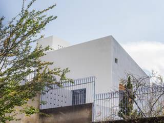 Detalle Volumetrico: Casas unifamiliares de estilo  por Bojorquez Arquitectos SA de CV