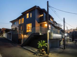 K邸: アービア設計事務所が手掛けた一戸建て住宅です。,