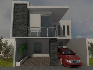 Casa sobre diseño de Ingenio 💡 Moderno