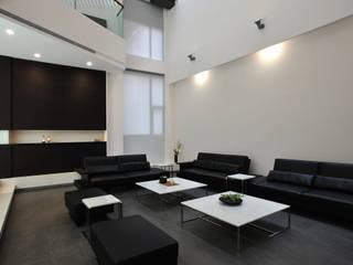 黃耀德建築師事務所 Adermark Design Studio Living room