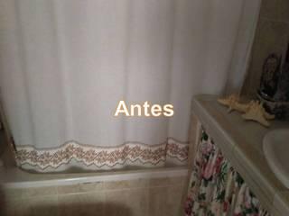 Cambio de bañera por armario :  de estilo  de CONSUELO TORRES