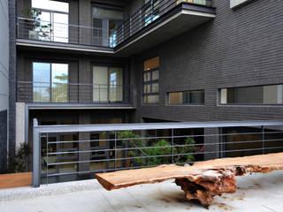 黃耀德建築師事務所 Adermark Design Studio Terrace