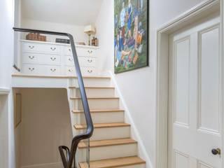 6374 - Refurbishment Bisca Staircases Scale Vetro Effetto legno