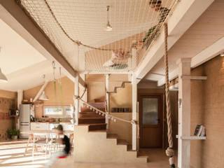 Una casa in materiali naturali di Studio Vetroblu_Stefano Ferrando Rurale