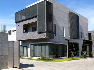 黃耀德建築師事務所 Adermark Design Studio Будинки