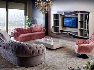 Adnan Bostan Mobilya ve Dekorasyon – Koltuk takımı:  tarz