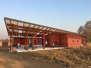 Uganda Rural Clinic by A4AC Architects Industrial