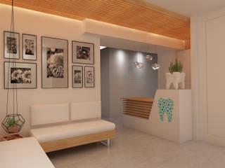 Clínica Dentária Porto por Angelourenzzo - Interior Design Escandinavo
