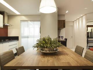 APARTAMENTO 120M² por Nanci Pedro Arquitetura