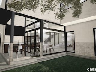 Casa Noas Jardines modernos de eit.a Moderno