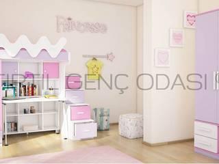 Nursery/kid's room by Tırtıl Genç ve Çocuk Odası