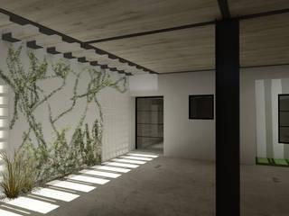 Casa ALA Garajes modernos de eit.a Moderno