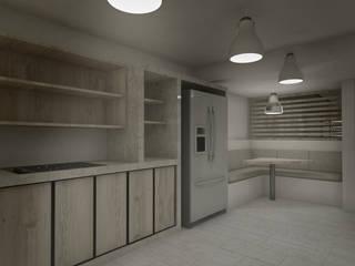 Casa ALA Cocinas modernas de eit.a Moderno