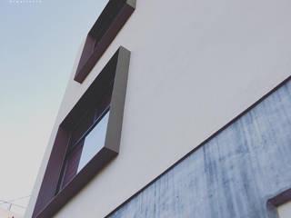 JMB Arquitectos บ้านระเบียง
