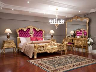 Adnan Bostan Mobilya ve Dekorasyon – Yatak odası ve oturma odası:  tarz