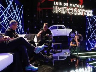 Cenário Luís de Matos - Impossível :   por CNLL