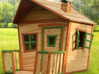 Casetta da giardino per bambini ALICE:  in stile  di Arredo-Giardino.com
