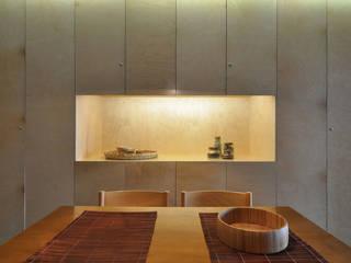Salle à manger de style  par Pedro Cavaco Leitão, Arq.º,