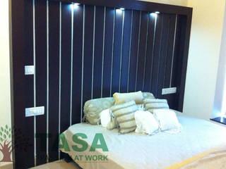 Bedroom Design:   by TASA interior designer