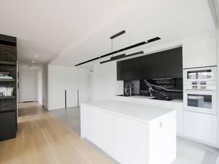 Apartament w Garnizonie / Gdańsk Wrzeszcz/ od Ajot pracownia projektowa Nowoczesny