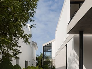 HL1 Casas modernas de [H] arquitectos Moderno
