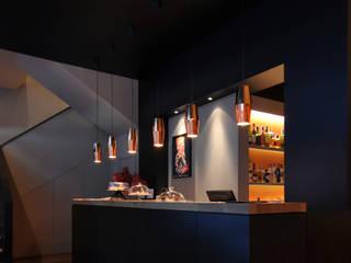 Restaurants de style  par Pedro Cavaco Leitão, Arq.º,